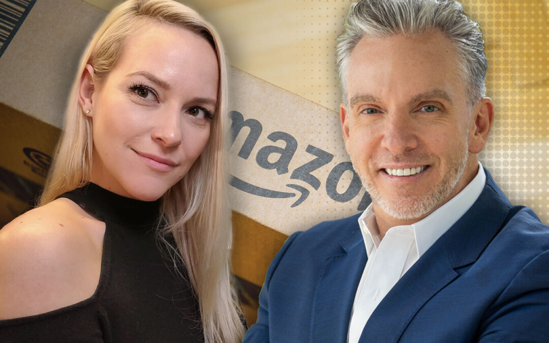 405: How to Leverage the Power of Amazon, with Lisa McNab